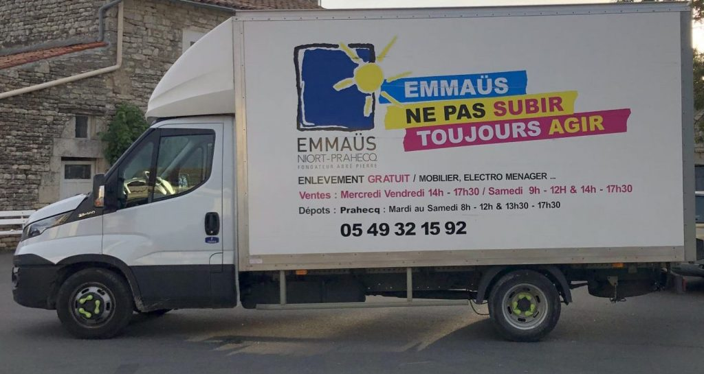 Camion-Emmaüs-Niort-Prahecq